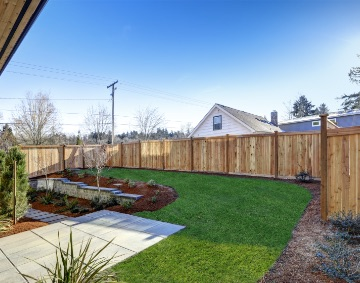 Fencing Project - New Fence Installation