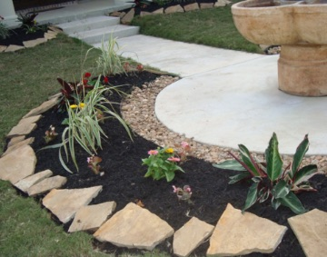 sodding and lawn maintenance